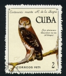 Stamps Cuba -  centenario de la muerte de R. de la sagra