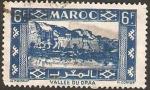 Sellos de Africa - Marruecos -  valle de draa