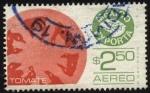 Stamps Mexico -  México exporta tomate.