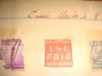 Stamps United States -  PAID