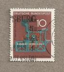 Stamps Europe - Germany -  Prensa de imprimir de Friedrich Koenig