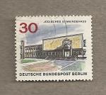Sellos de Europa - Alemania -  Centro para la comunidad judía de Berlín