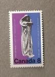 Stamps Canada -  100 Aniv Suprema corte de Canadá