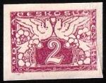Stamps : Europe : Czechoslovakia :  POSTA CESKOSLO VENSKA