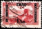 Stamps : Asia : Iraq :  Irak British Occupation