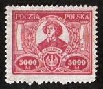 Stamps : Europe : Poland :  COPÉRNICO