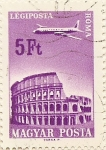 Stamps of the world : Hungary :  ROMA