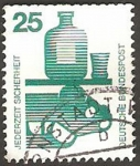 Stamps of the world : Germany :  556 - Conduciendo, no al alcohol