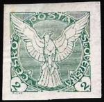 Stamps : Europe : Czechoslovakia :  DE 1918