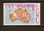 Stamps Africa - Mauritania -  RALLY  AUTOMOVILÍSTICO,  LONDRES  SYDNEY