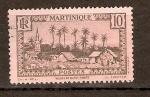 Sellos de Europa - Francia -  MARTINICA