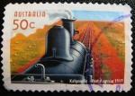 Sellos del Mundo : Oceania : Australia : Kalgoorlie - Port Augusta 1917