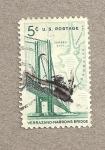 Sellos de America - Estados Unidos -  Puente Verrazano-Narrows