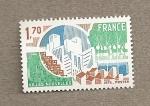Stamps United States -  40 Aniv Mary Cassatt, pintora