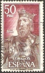 Stamps Europe - Spain -  2073 - Conde Fernan González