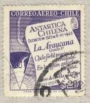 Stamps Chile -  antartica chilena