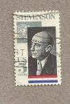 Sellos de America - Estados Unidos -  Stevenson, político y embajador en la ONU