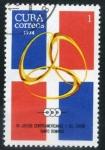 Stamps Cuba -  XII Juegos Centroamericanos