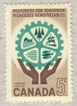 Stamps Canada -  Resources for tomorrow