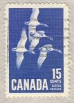 Sellos del Mundo : America : Canadá : Canada Geese