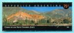 Stamps Argentina -  ARGENTINA - Quebrada de Humahuaca