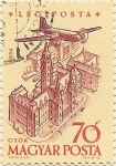 Stamps of the world : Hungary :  GYOR