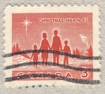 Stamps Canada -  Family