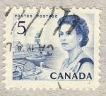 Sellos del Mundo : America : Canadá : Queen Elizabeth II, Atlantic Coast