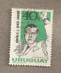 Stamps Uruguay -  Homenaje a Benito Nardone, presidente consejo estado