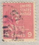 Sellos del Mundo : America : Estados_Unidos : William Henry Harrison