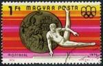 Stamps Hungary -  Montreal 76