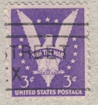 Stamps America - United States -  Win the War Issue