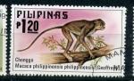 Stamps Asia - Philippines -  macaco filipino