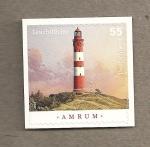 Sellos de Europa - Alemania -  Faro de Amrum