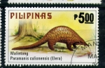 Stamps Philippines -  malintong