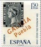Sellos de Europa - España -  Dia Mundial del Sello