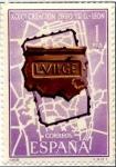 Sellos de Europa - España -  Creación de Leon