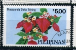 Stamps Philippines -  Dª Trining