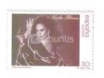 sellos de Europa - España -  LOLA FLORES
