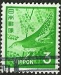 Stamps Japan -  Golondrina