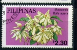 Sellos de Asia - Filipinas -  Dª Aurora