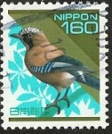 Stamps Japan -  Pájaro