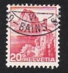 Stamps : Europe : Switzerland :