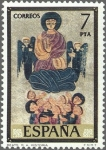 Stamps Spain -  España 1975 2289 Sello ** Serie Códices Real Academia de la Historia Timbre Espagne Spain Spagna Esp