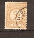 Stamps Netherlands -  VALORES