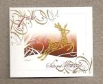 Stamps Finland -  Navidad