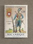 Sellos de Africa - Mozambique -  Arcabucero 1640