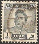 Sellos del Mundo : Asia : Irak : Rey Faiçal II