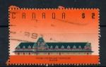 Sellos de America - Canadá -  estación
