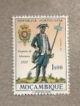 Sellos de Africa - Mozambique -  Sargento de infantería